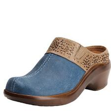 Santa Cruz Ladies Mule Ocean Blue