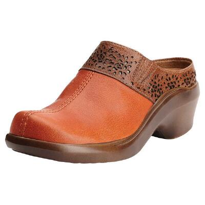 Santa Cruz Ladies Mule Clementine Orange