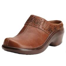 Ariat Santa Cruz Ladies Mule Almond Brown