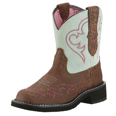 Fatbaby Heritage Harmony Ladies Western Boot