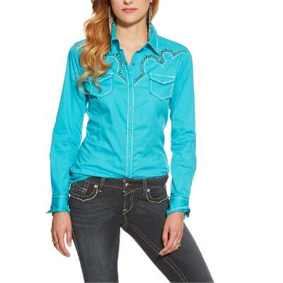Willow Snap Ladies Western Shirt