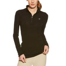Ariat Cadence Wool Quarter Zip Ladies Pullover