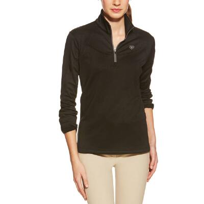 Ariat Conquest Quarter Zip Ladies Pullover