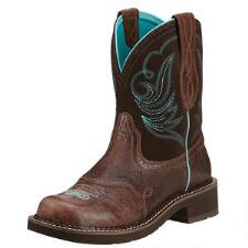 Ariat Fatbaby Heritage Dapper Ladies Western Boot - TB