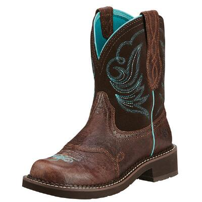 Fatbaby Heritage Dapper Ladies Western Boot