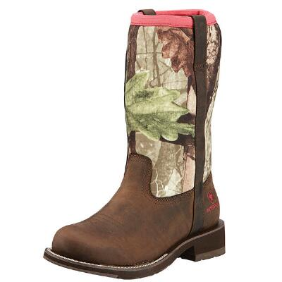 Fatbaby All Weather Ladies Western Boot