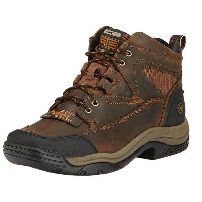 Terrain Wide Square Toe Mens Endurance Shoe
