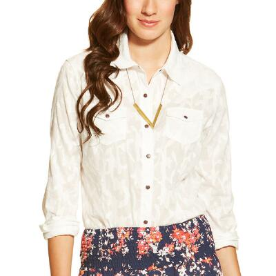 Maggie Snap Ladies Western Shirt