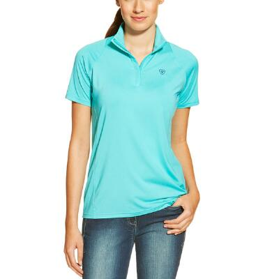 Cambria Quarter Zip Ladies Show Shirt