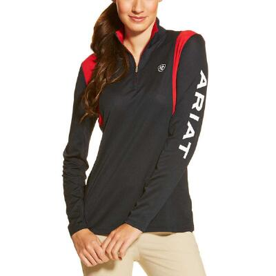 Ariat Team Sunstopper Ladies Schooling Shirt