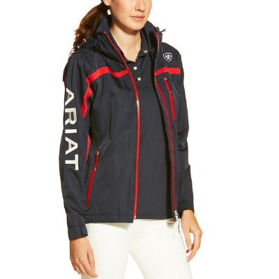Team II Waterproof Ladies Jacket