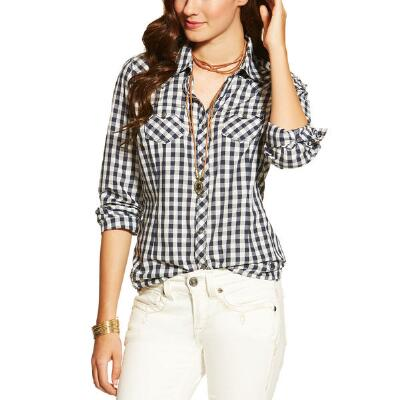 Ariat Baxter Snap Ladies Western Shirt