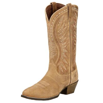 Ariat Ammorette Round Toe Ladies Western Boot