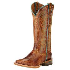 Vaquera Ladies Western Boot