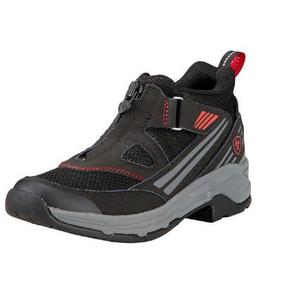 Maxtrak Up Zip Black Ladies Endurance Shoe