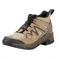 Ariat Maxtrak UL Stretch Lace Taupe Ladies Endurance Shoe