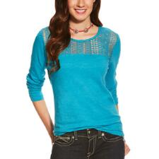 Holly Long Sleeve Ladies Tee