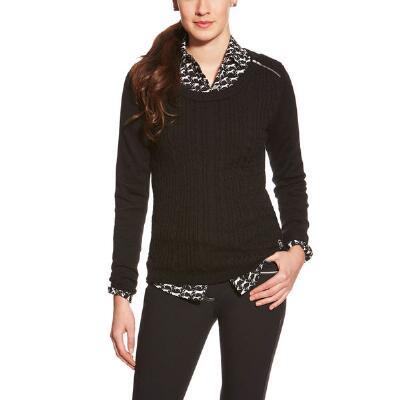 Ariat Supimo Cable Knit Ladies Sweater