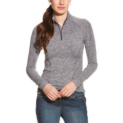 Ariat Odyssey Quarter Zip Ladies Pullover