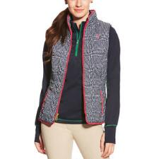 Ariat Ashley Plaid Ladies Vest