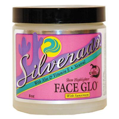 Healthy Haircare Silverado Face Glo 8 oz