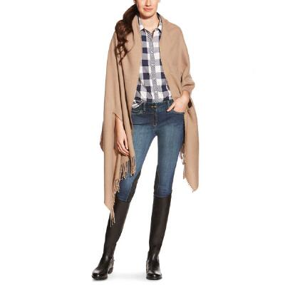 Ariat Fringe Ladies Wrap