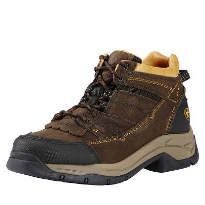 Ariat Terrain Pro H2O Java Mens Endurance Shoe