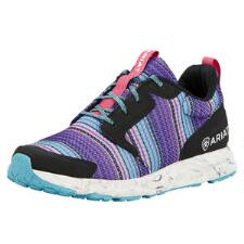 Fuse Purple Serape Ladies Athletic Shoe