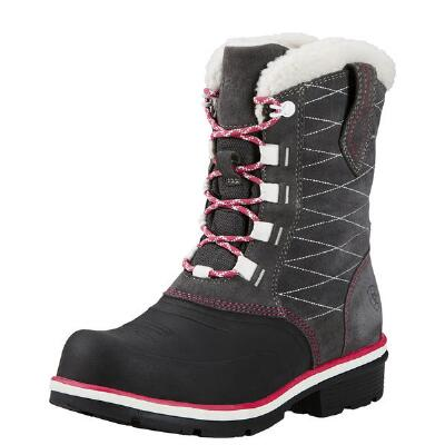 Whirlwind Cozy Waterproof Ladies Winter Boot
