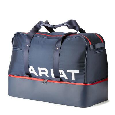 Ariat Grip Navy Duffle Bag