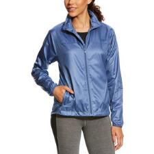Ariat Ideal Solid Windbreaker Ladies Jacket - TB