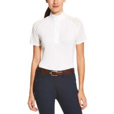 Ariat Aptos Vent Short Sleeve Ladies Show Shirt - TB