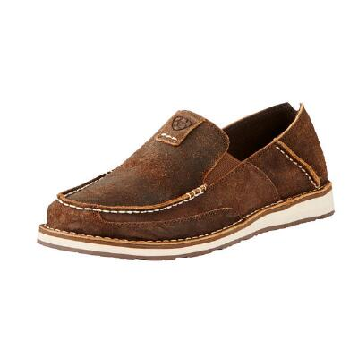 Ariat Cruiser Rough Oak Slip On Mens Casual Shoe
