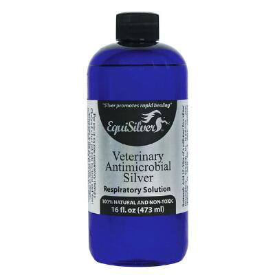 EquiSilver Respiratory Solution 16 oz