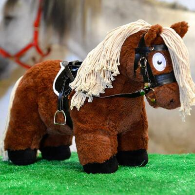 Crafty Ponies Play and Learn Toy Saddle