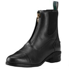 Ariat Heritage IV Zip Black Ladies Paddock Boot - TB