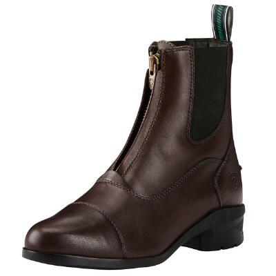 Ariat Heritage IV Zip Brown Ladies Paddock Boot