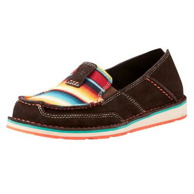 Ariat Cruiser Serape Slip on Ladies Casual Shoe