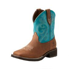 Ariat Fatbaby Shasta H2O Ladies Western Boot - TB