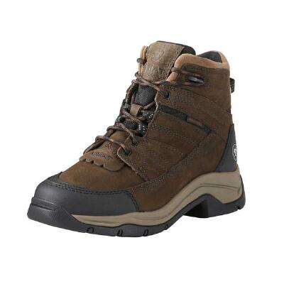 Ariat Terrain Pro Insulated H20 Brown Ladies Endurance Shoe