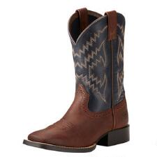 Ariat Tycoon Youth Western Boot - TB