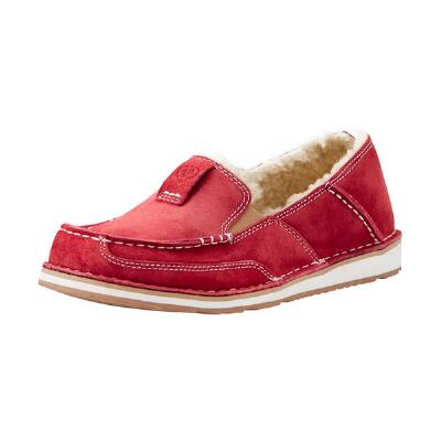 Ariat Cruiser Strawberry Fleece Ladies Casual Shoe
