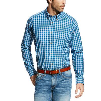 Ariat Pro Series Chester Mens Western Shirt