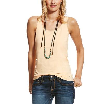 Ariat Prime Apricot Soliel Ladies Tank