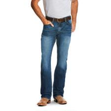 Ariat M4 Legacy Stretch Freeman Mens Jeans - TB