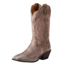 Ariat Roundup Outfitter Ladies Western Boot - TB