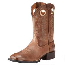 Ariat Sport Ranger Roasted Brown Mens Western Boot - TB