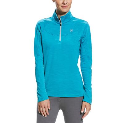 Ariat Conquest Half Zip Ladies Pull Over