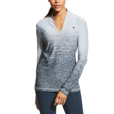 Ariat Pennant Ombre Baselayer Long Sleeve Ladies Tee