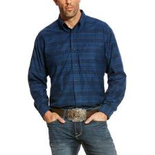 Ariat Abner Performance Mens Western Shirt - TB